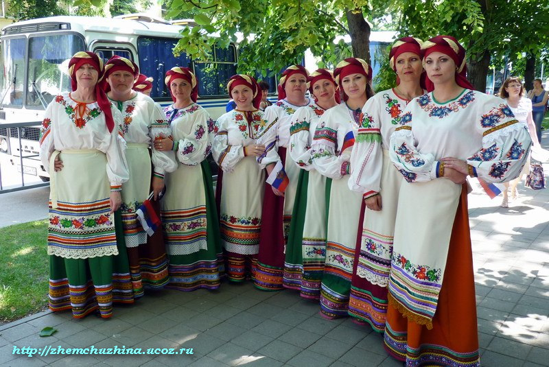 Концерт в Русской Православной школе 22 мая 2014 года.